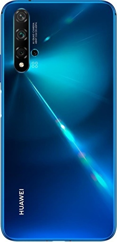 Huawei Nova 5T 128 Gb Mavi (Tr Garantili) Mavi